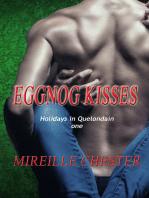 Eggnog Kisses
