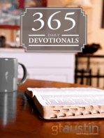 365 Daily Devotions