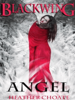 Blackwing Angel (Fallen Angels Paranormal Romance, #1)