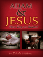 Adam and Jesus
