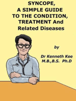 Syncope, A Simple Guide to the Condition, Treatment and Related Diseases