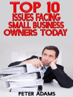 Top 10 Issues Facing Small Businesses Today