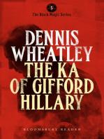 The Ka of Gifford Hillary
