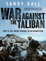 War Against the Taliban