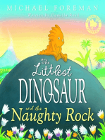 The Littlest Dinosaur and the Naughty Rock