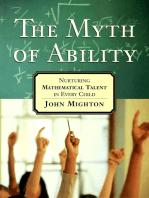 The Myth of Ability
