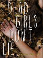 Dead Girls Don't Lie