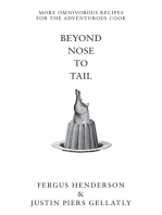 Beyond Nose to Tail