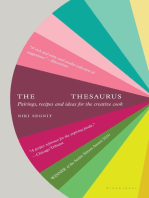 The Flavor Thesaurus