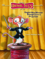 Angus MacMouse Brings Down the House