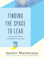 Finding the Space to Lead