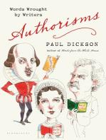 Authorisms