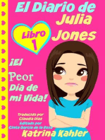 El Diario de Julia Jones - Libro 1