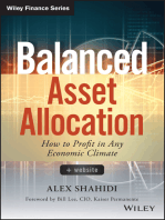 Balanced Asset Allocation
