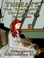 Threats (The Steamship Chronicles, #2)