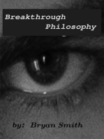 Breakthrough Philosophy