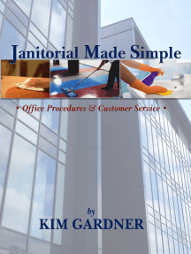 Janitorial Made Simple: Office Procedures and Customer Service