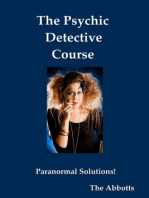 The Psychic Detective Course