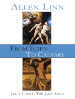 From Eden to Calvary
