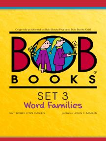 Bob Books Set 3: Word Families