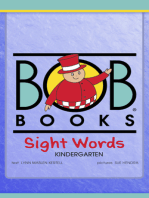 Bob Books Sight Words