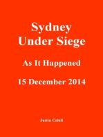 Sydney Under Siege