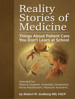 Reality Stories of Medicine
