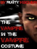 The Vampire in the Vampire Costume