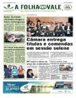 Jornal A Folha do Vale (Goiadesia GO)