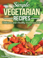 Simple Vegetarian Recipes