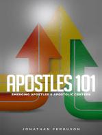 Apostles 101
