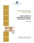 International Risk Sharing in Emerging Market