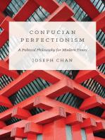 Confucian Perfectionism