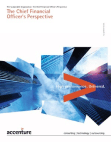 project on Sustainable Organization - The Chief Financial Officer Perspective