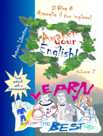 Il Blog di Awaken Your English! Volume 2