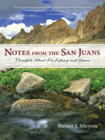 Notes from the San Juans
