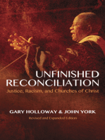 Unfinished Reconciliation, Revised