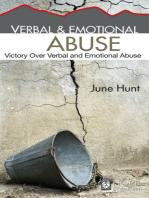Verbal & Emotional Abuse