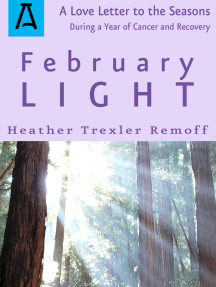 February Light: A Love Letter to the Seasons During a Year of Cancer and Recovery