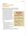 Study on Foreign Exchange Risk Management