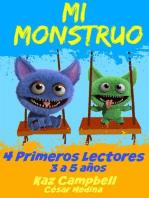 Mi Monstruo 4 Primeros Lectores