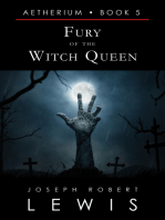 Fury of the Witch Queen (Aetherium, Book 5 of 7)