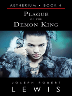 Plague of the Demon King (Aetherium, Book 4 of 7)