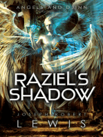 Raziel's Shadow (Angels and Djinn, Book 1 of 3)