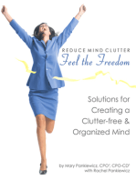 Reduce Mind Clutter