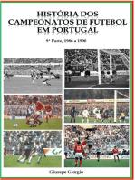 História dos Campeonatos de Futebol em Portugal, 1986 a 1990