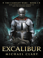 Excalibur (The Camelot Wars Book 1)