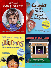 4 Mysteries for Kids: Humor, Activities & Intrigue for Minors