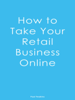 How to Take Your Retail Business Online