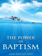 The Power of Baptism